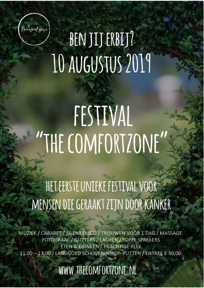 "Festival ""The Comfortzone"""