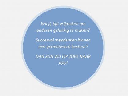 Stichting De Maretak zoekt vrijwilligers voor de functies 'communicatie' en 'grafisch ontwerper'